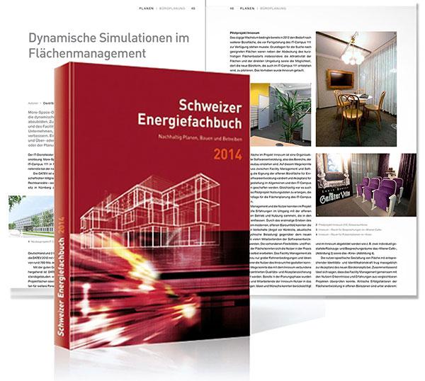 Alexandra Kovacs Dietmar Wiegand Schweizer Energiefachbuch 2014 Dynamische Simulationen im Flächenmanagement