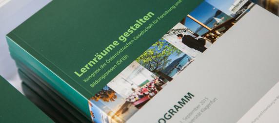 Kongress der Österreichischen Gesellschaft für Forschung und Entwicklung im Bildungswesen (ÖFEB)