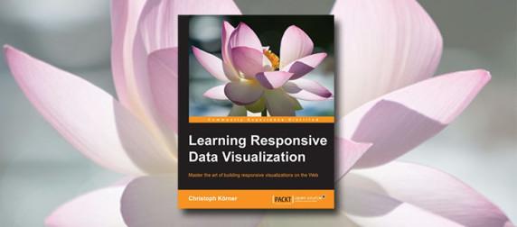 Christoph Körner veröffentlicht sein 2. Buch über Daten Visualisierung